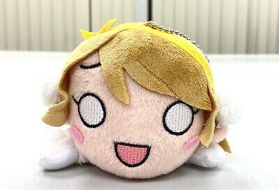 Love Live Idol Nesoberi Mascot Plush Toy Doll Snow Halation Umi Sonoda SG5434