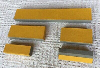 "Curve-Flex, 5 Piece -Professional Hand Sanding Block Kit 16.5"", 7.75"", 5.5"" blks 5"