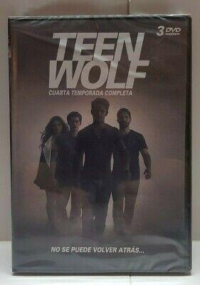Pelicula Dvd Pack Serie Tv Teen Wolf Temporadas 3Parte1+T4+T5 Precintadas 4