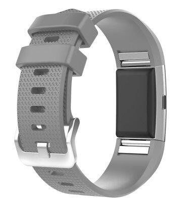Fitbit Charge 2 Armband Uhrenarmbänder Verstellbares Ersatz Sport Fitnesstracker 2