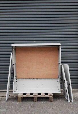 GRP Electric Enclosure, Kiosk, Cabinet, Meter Box, Housing(W1060, H1064, D320)mm 3