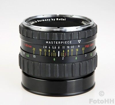 Rollei **Masterpiece** Collection Set Of 11 Rollei Lenses // Unique And Rare Set 8