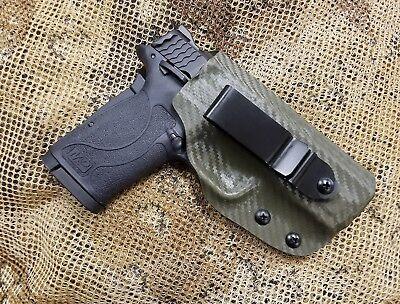 GUNNER/'s CUSTOM HOLSTERS fits Smith /& Wesson S/&W M/&P 380 Shield EZ M2.0 IWB