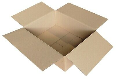 Shipping Storage Boxes Postal Subscription Small Parcel Packet Strong Cardboard 6