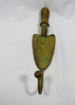 Vintage Garden / Masonry Metal & Wood Troll Shaped Wall Hook 5