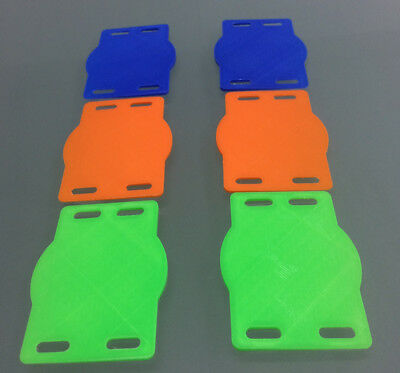 Leg Length cleat shim spacer for SPEEDPLAY G3 FROG style pedalsOptional Wedge