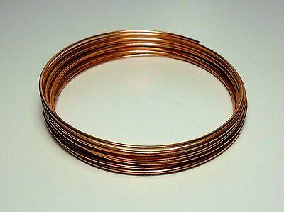 Filo Rame matassa mm 1 / 1,5 / 2 / 2,5 / 3 mm DIY Soft Copper wire jewels Hobby 2