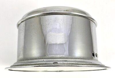 Celeste Yacht Alarm mechanical bulk head clock in chrome finish 5