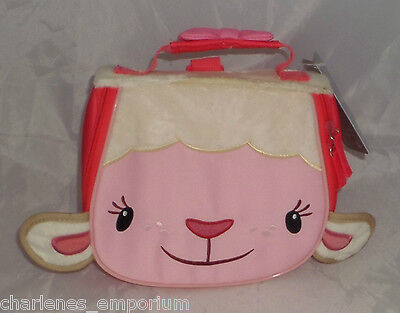 Doc McStuffinsLambieSunshine Backpack and Insulated Lunch BagSchool Set