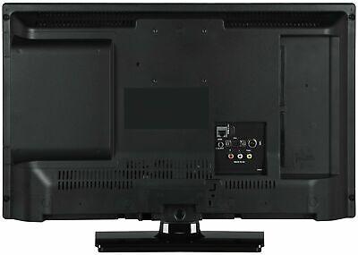 Bush 24 Inch Smart HD Ready TV / DVD Combi - Black WiFi built In 4