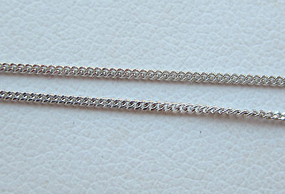 New .51ct EDR Certificated Diamond Solitaire 9ct White Gold Pendant & Chain £530