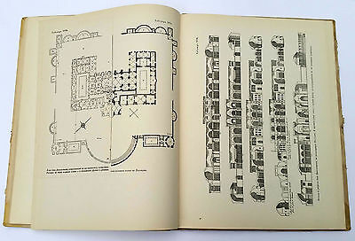 """1939 Charles Cameron Architect """"TERMS of ROMANS"""" Illustrated Book Russian Edit. 7"""