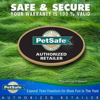 PetSafe Pawz Away Wireless Rock Pet Barrier 2 Dog Collar System PWF00-11923 12