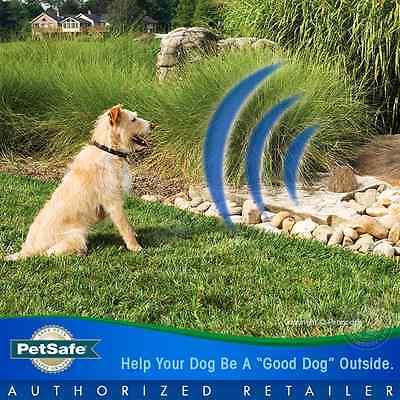 PetSafe Pawz Away Wireless Rock Pet Barrier 2 Dog Collar System PWF00-11923 10