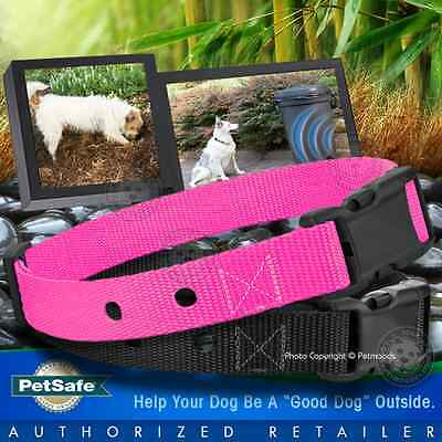 PetSafe Pawz Away Pet Barrier Pink Collar Receiver Outdoor/Indoor PWF00-13664 6