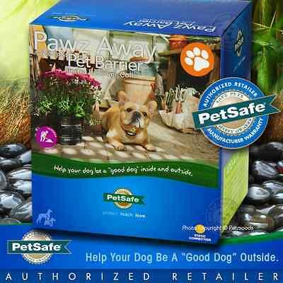 PetSafe Pawz Away Wireless Rock Pet Barrier 2 Dog Collar System PWF00-11923 4
