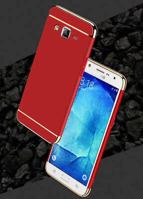 best website 5cc53 68671 FOR SAMSUNG GALAXY J7 Neo / J7 Core 2017 Electroplate Slim Hard Back Case  Cover