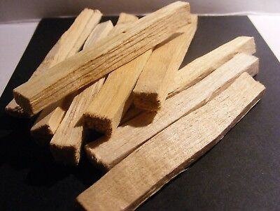 PALO SANTO HOLY WOOD ORGANIC Sacred INCENSE/SMUDGE STICKS X 10 pack🌕 3