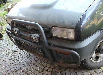 Ford Maverick / Nissan Terrano II - Kühlergrill / Frontgill / Frontblech