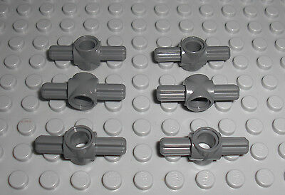 2x LEGO® Technic 27940 Kreuz-Pin-Verbinder 3fach Hub neu-dunkelgrau NEU