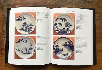 British Blue & White Porcelain Saucers. Over 480 patterns illustrated. Hardback 2