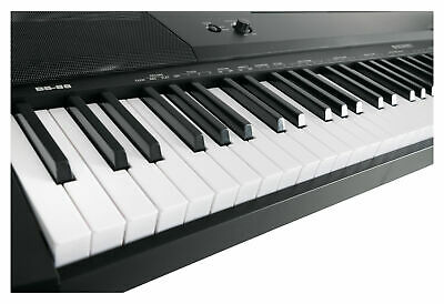 Digital 88 Tasten Keyboard E-Piano Stage Piano 146 Sounds Split Layer Twinova 5