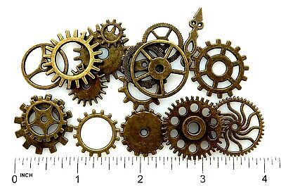 Steampunk Cogs And Gears Art