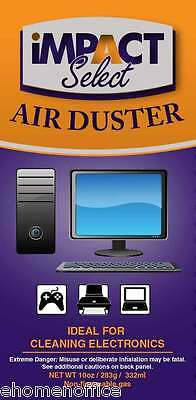 Air Duster Compressed Canned Air Keyboard Computer TV Dust Off 10oz 4-8-12-16 pk 5