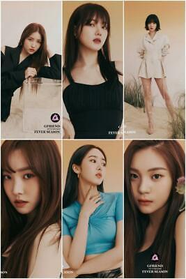 Gfriend-[Fever Season]7th Mini Album CD+Poster+Book+Card+Sticker+Pre-Order+Gift 4