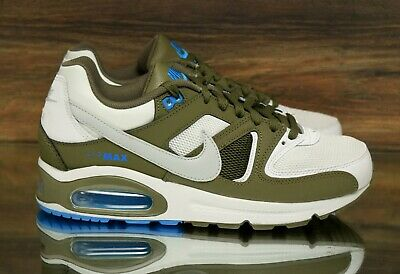 Nike Air Max Command White Green 629993 109 Running Shoes Men's Multi Size NEW