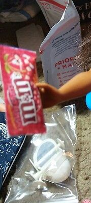 Miniature specialty candy barbie shopkin lps diorama 1:6 10pc 4