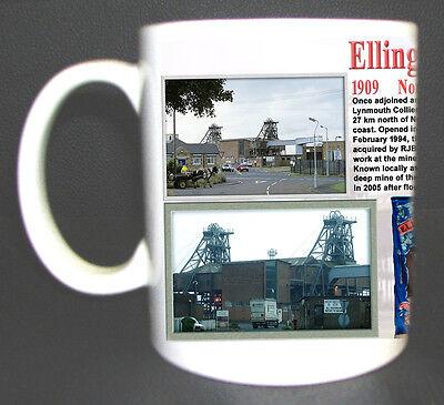 National Coal Board Dawdon Colliery Mug British Coal Mining Memorabilia