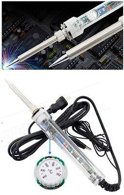 Highest Quality Electric Soldering Iron Gun 60W Thin Point Fine Solder Wire EPS