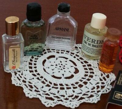 5 Profumi mignon  da collezione vintage 3