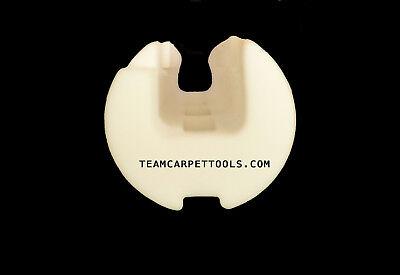 Teflon Glide pour 25.4cm Nettoyage des Tapis Escalier Outil Baguette 6