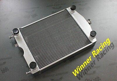 56mm ALUMINUM Radiator Ford 2N/8N/9N tractor w/flathead V8 engine