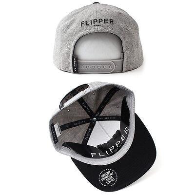2 of 6 Unisex Mens Womens Flipper USA American Flag Baseball Cap Snapback  Hip-hop Hats aadaf54ee18