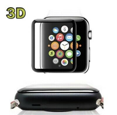 3D Tempered Glass Screen Protector For iWatch Apple Watch 4/3/2/1 38/42/40/44mm 3