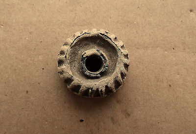 Gothic Spindle Whorl with ornament 1-2 AD 2