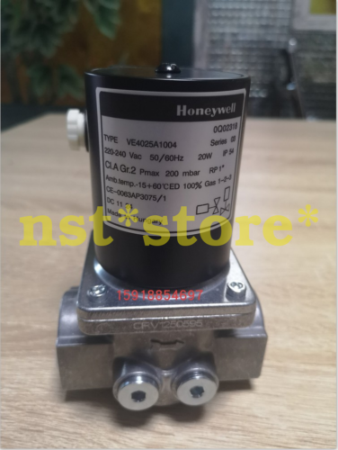 for  Honeywell Gas Solenoid Valve VE4025A1004 -DN25 3