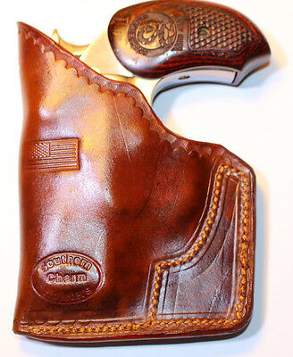 CUSTOM POCKET HOLSTER for Bond Arms- Southerncharmholsters