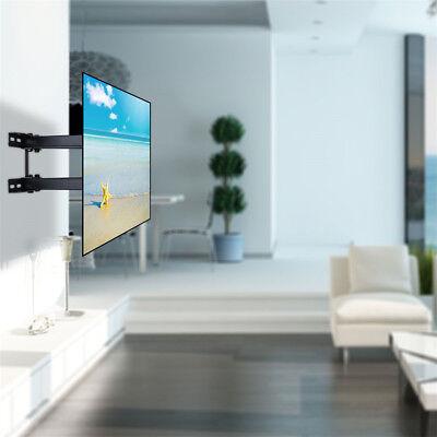 TV Wall Mount Full Motion Swivel Bracket 32 40 42 47 55 Inch LED LCD Flat Screen 6