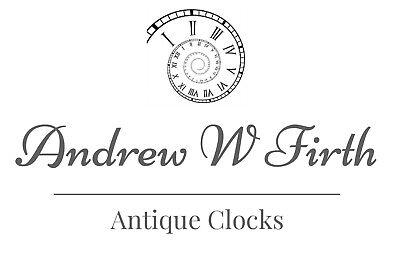 Antique clock hands from original design (Longcase clock) LC 9 'Made in England'