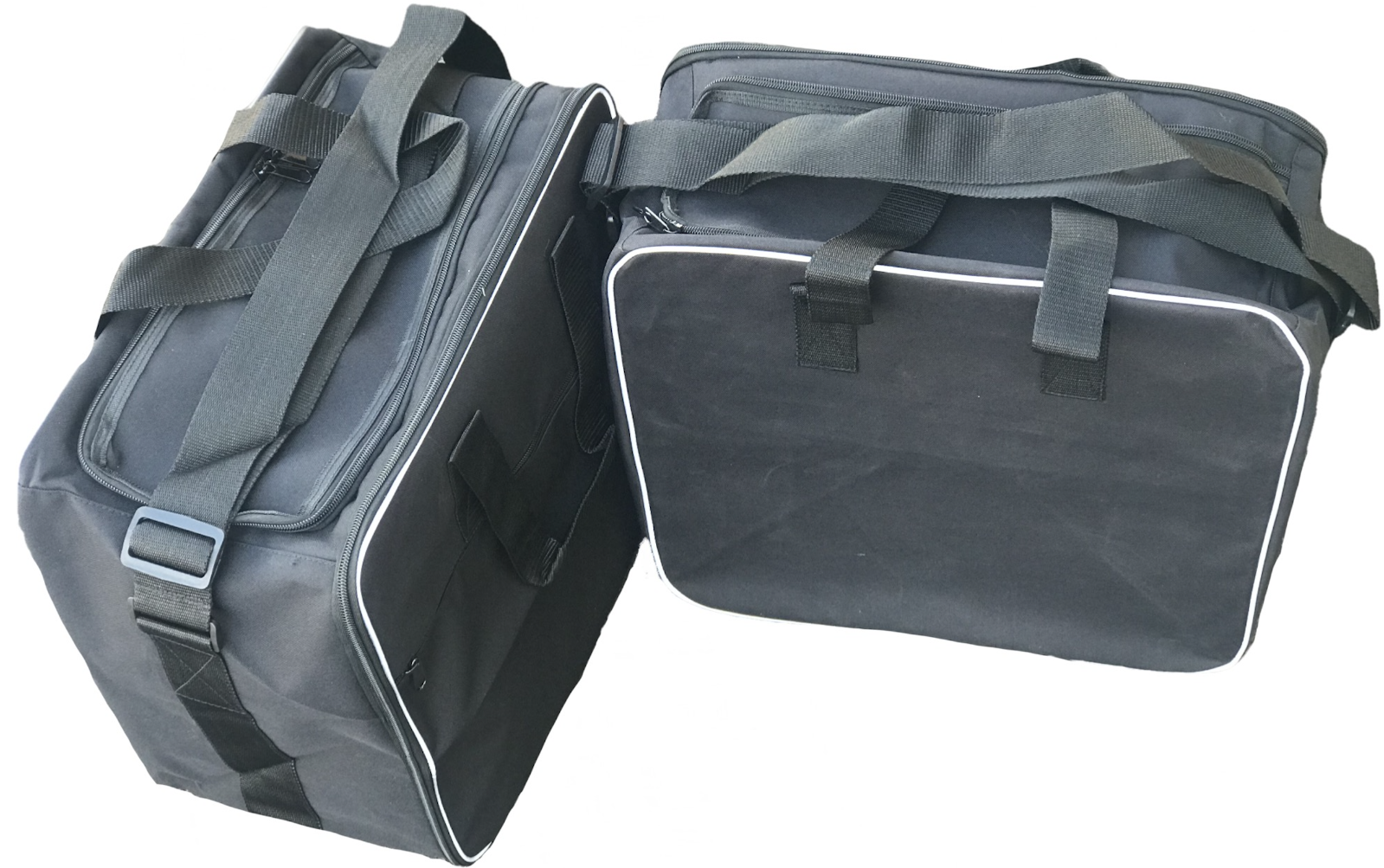 GREAT BIKERS GEAR Pannier liner bags inner bags for Moto Guzzi Norge 1200 NEW latest panniers