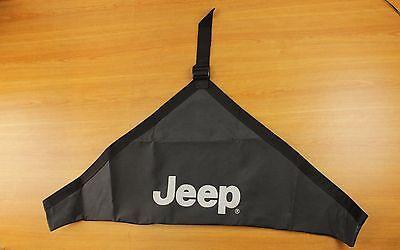 1997-2006 Jeep Wrangler TJ Hood Cover Front End Bra Protector Kit Mopar OEM