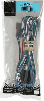 METRA Amplifier Bypass Harness for Select Ford Vehicles70-5605