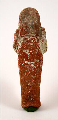 Egypt Third Intermediate Period 21/22th dynasty terracotta shabti 2