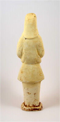 China- Sui Dynasty- Large terracotta figure of a guardian 2