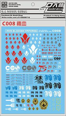 D.L  Decal water paste Bandai MG 1//100 Wing Gundam Zero EW DL058 //
