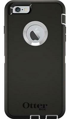 OtterBox-DEFENDER-Series-Case-for iPhone 6 Plus/6s Plus (Case Only )-Black/White 3